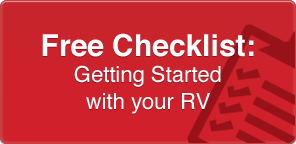 Free Checklist: Getting Started with your RV