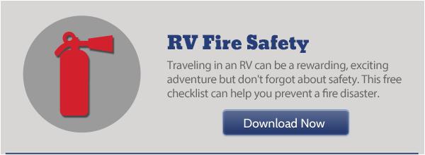 RV Fire SafetyChecklist