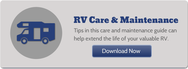 RV Care and Maintenance Tips