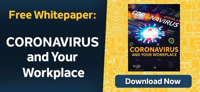 Free Whitepaper: CORONAVIRUS and Your Workplace