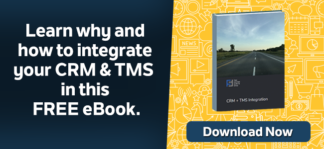 FREE eBook on CRM & TMS Integration