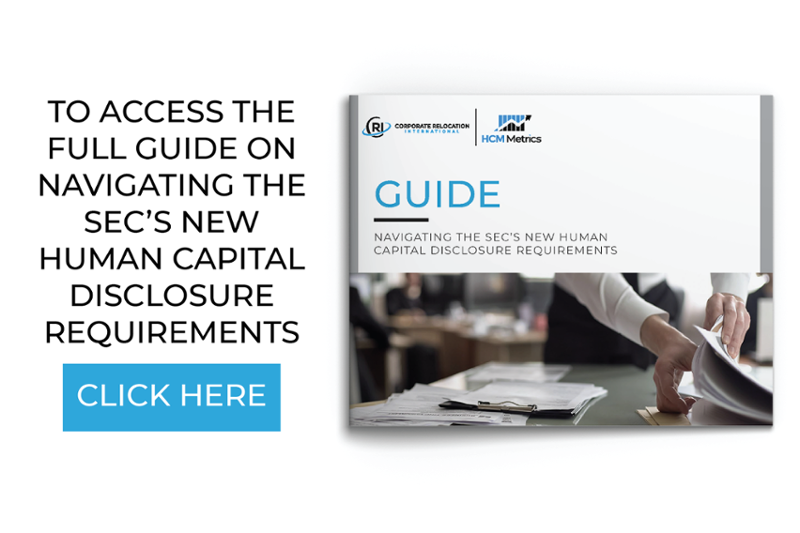 guide to navigating human capital disclosure requirements