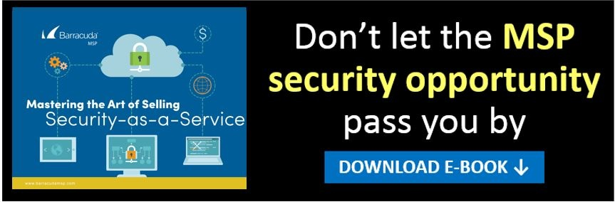 Mastering the Art of Selling Security-as-a-Service