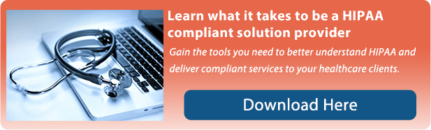 HIPAA compliance whitepaper Intronis