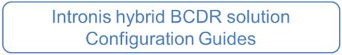 hybrid local cloud BCDR