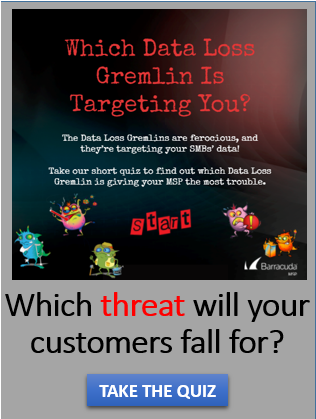 Which Data Loss Gremlin Is Targeting You