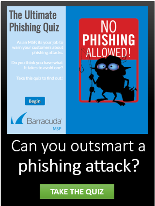 MSP Phishing Quiz