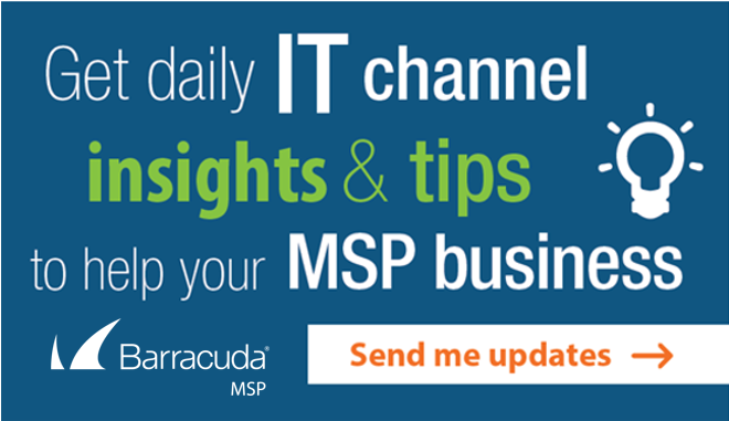 Barracuda MSP blog