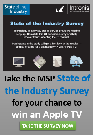 MSP State of the Industry Survey