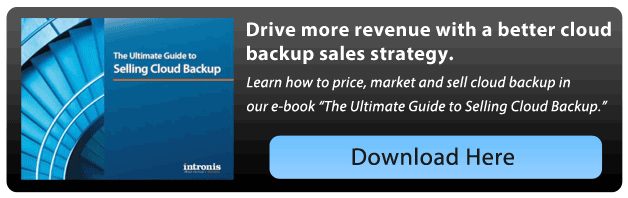 The Ultimate Guide to Selling Cloud Backup