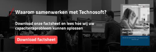 Waarom samenwerken met Technosoft?