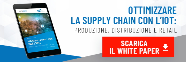 WP Ottimizzare la Supply chain con IoT Digital Technologies