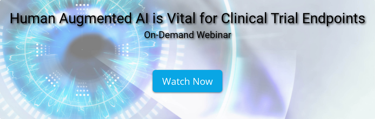 Human Augmented AI is Vital for Clinical Trial Endpoints On-Demand Webinar  Watch Now