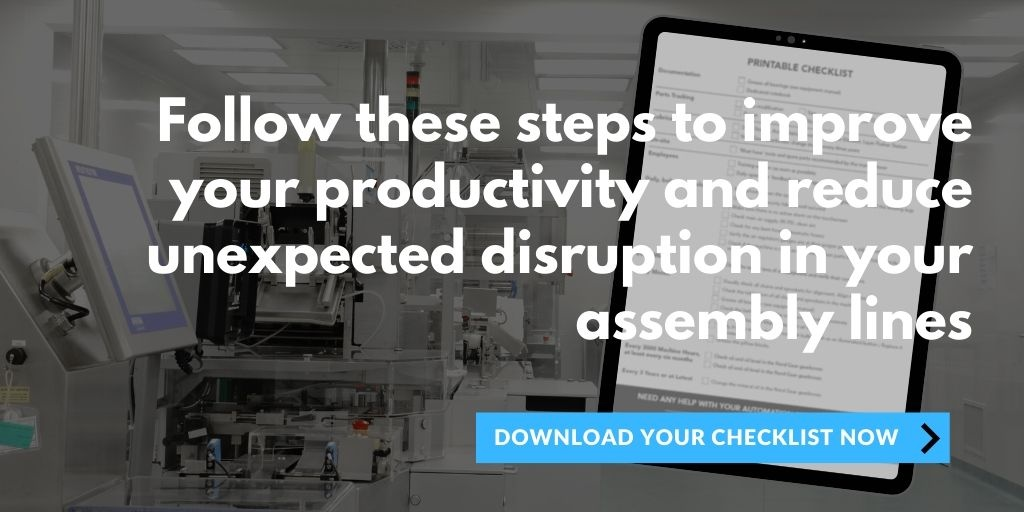 Get your ultimate checklist for automation engineer to be in control - Orientech Automation Solutions