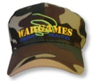 Click Cap to Download WarGames Brochure