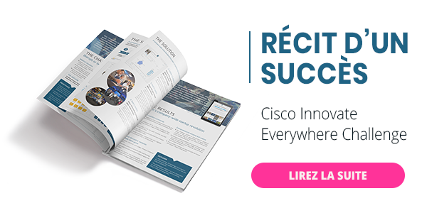 Cisco Innovate Everywhere Challenge - Success Story