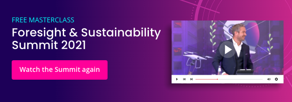 Foresight & Sustainability Summit 2021 - Recording Call-to-action