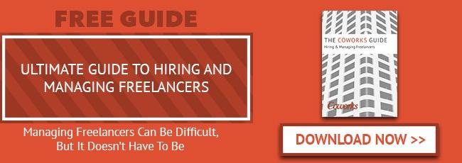 Coworks Guide to Hiring and Managing Freelancers