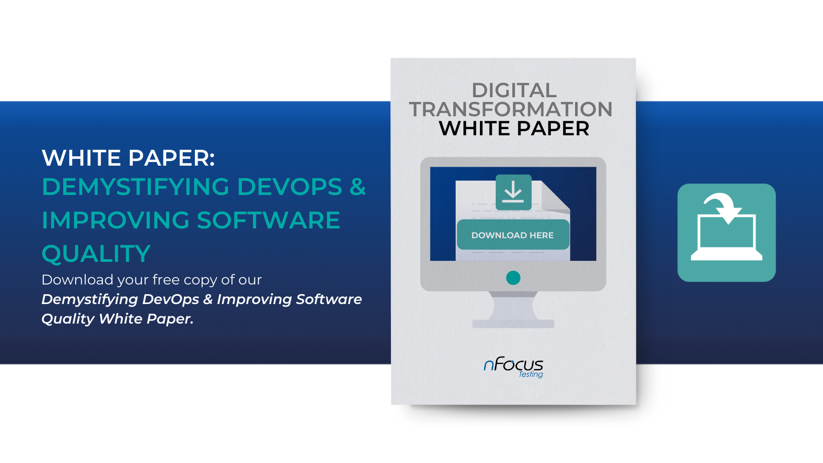 Demystifying DevOps & Improving Software Quality