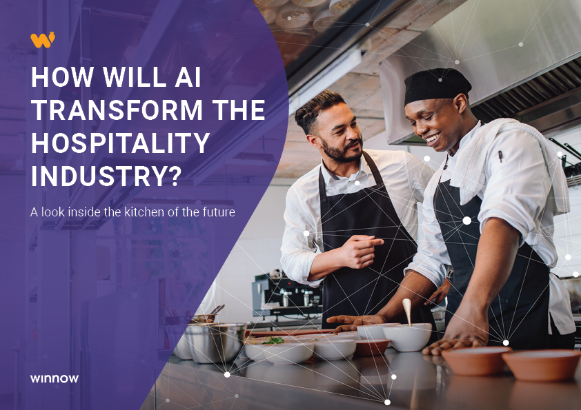 How will Artificial Intelligence transform the hospitality Industry?