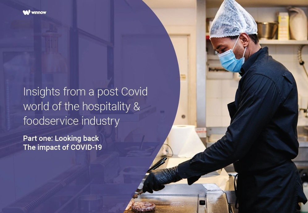 Insights from a post Covid world of the hospitality & foodservice industry