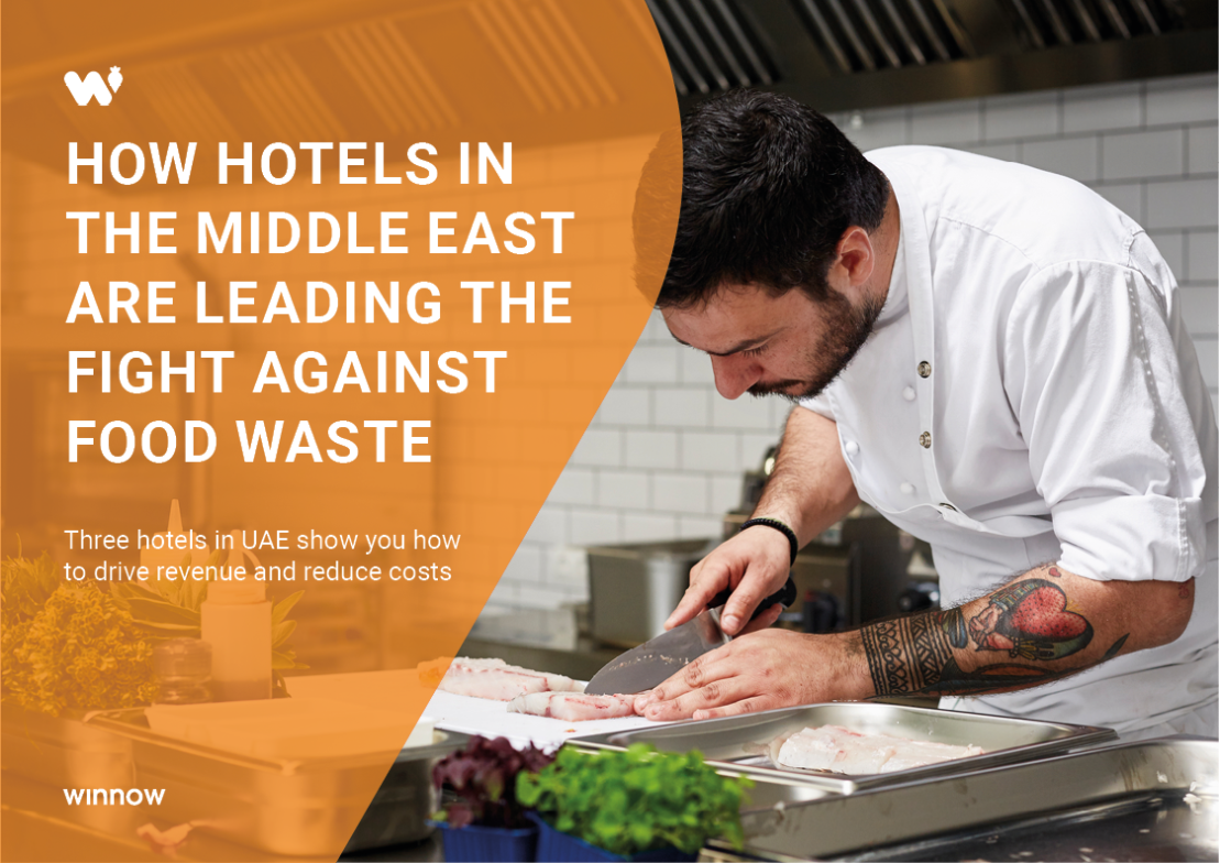 How hotels in the Middle East are leading the fight against food waste