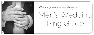 Men's wedding ring guide