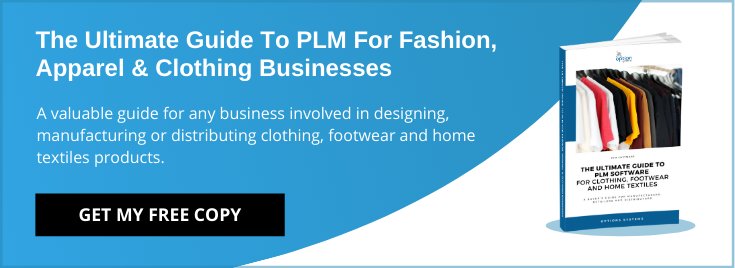 Guide To PLM For Fashion Apparel & Clothing Businesses