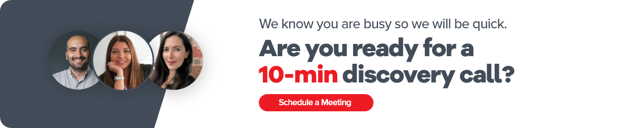 Are you ready for 10-min discovery call?