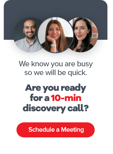 Are you ready for a 10-min discovery call?