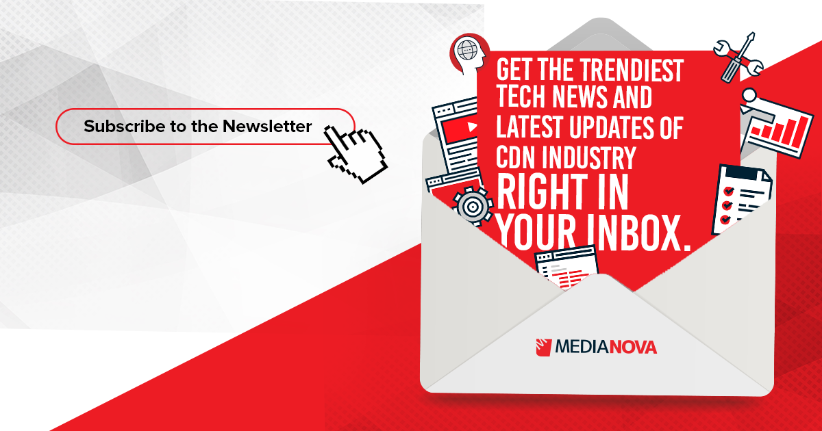 medianova newsletter subscription