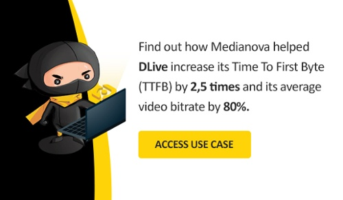 Dlive Use Case