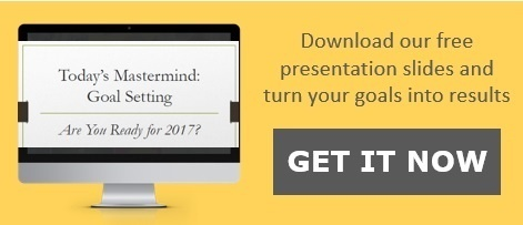 Download the Goal Setting Slidedeck Now