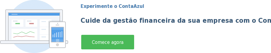 Experimente o ContaAzul  Cuide da gestão financeira da sua empresa com o ContaAzul Comece agora