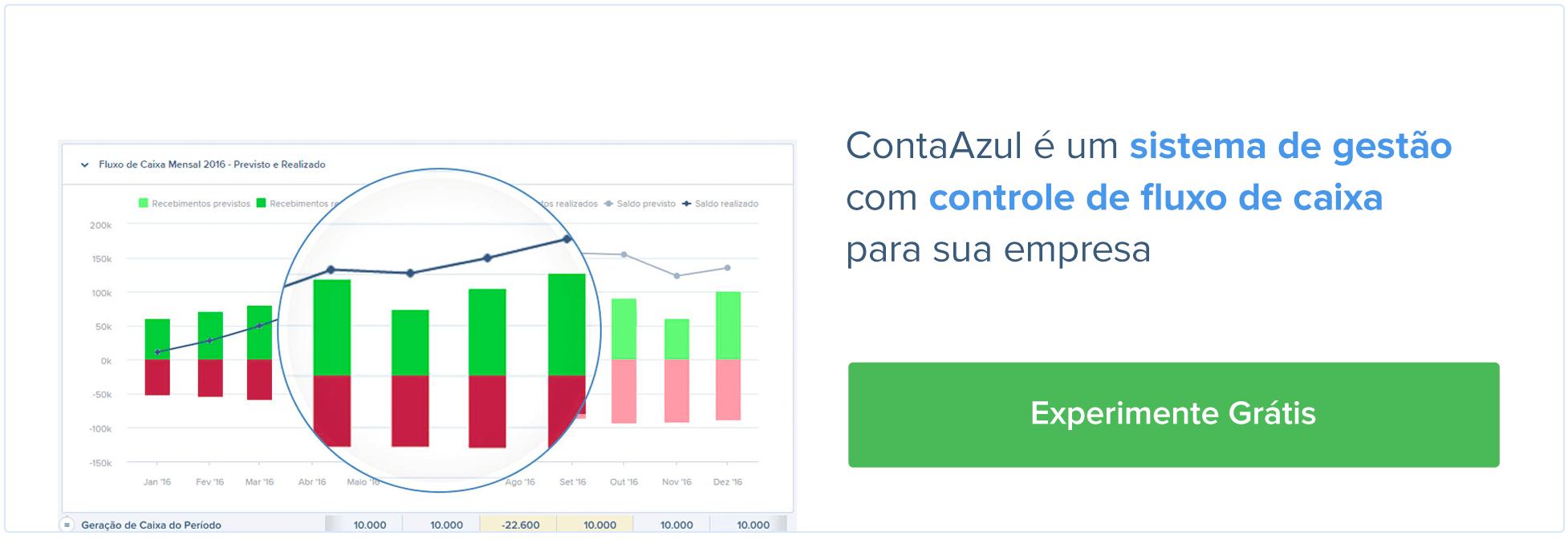 Experimente ContaAzul: Sistema de Gestão para pequenas empresas que pensam grande