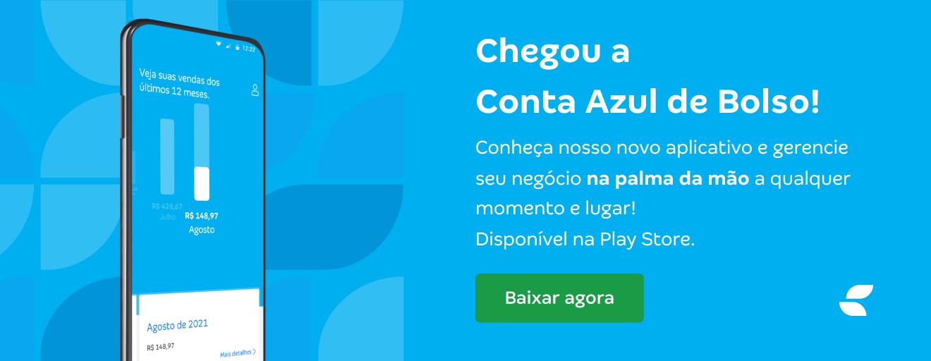 Aplicativo Conta Azul de Bolso da Conta Azul na Play Store para Androids