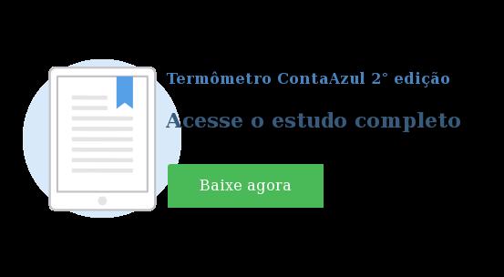 Termômetro ContaAzul 2° edição  Acesse o estudo completo Baixe agora