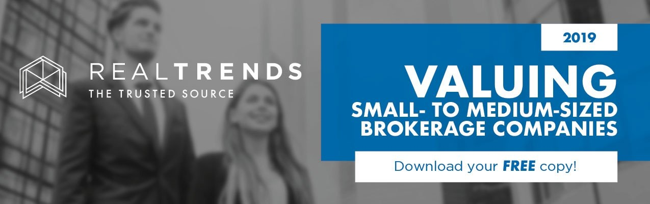 Valuing Small- to Medium-Sized Brokerage Companies, download your free copy now!