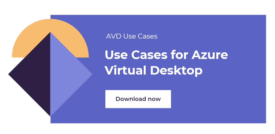 FIT's AVD Use Cases