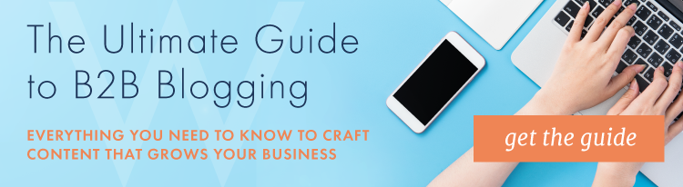 The business builder's guide to crafting a powerful blog