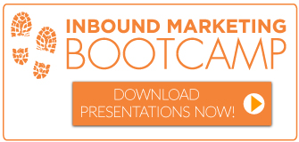 Inbound Marketing Bootcamp Presentations