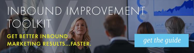 Improve Your Inbound Marketing Results