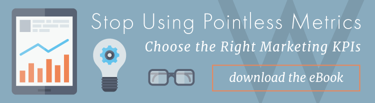 Choose the right marketing KPIs
