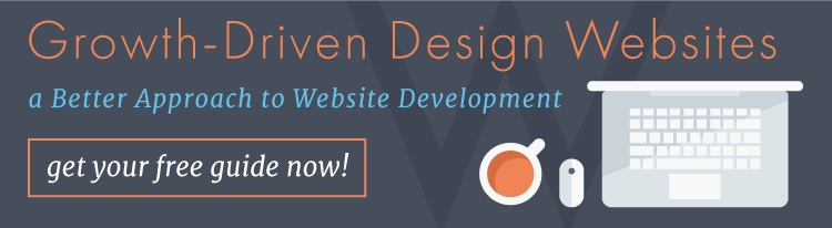 Growth Driven Design Websites Pillar Page