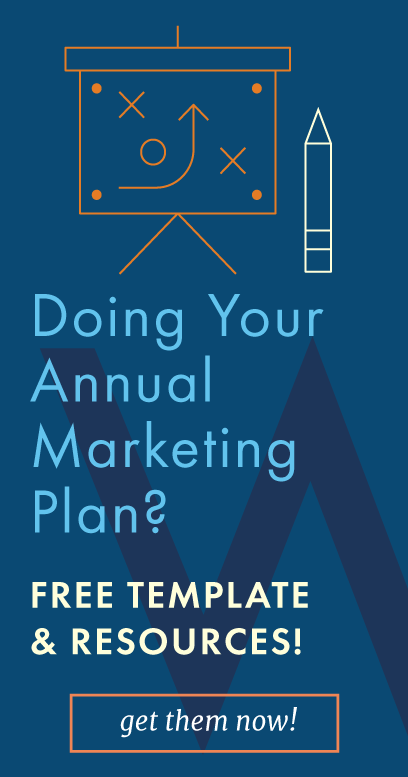 Annual marketing plan template and resources