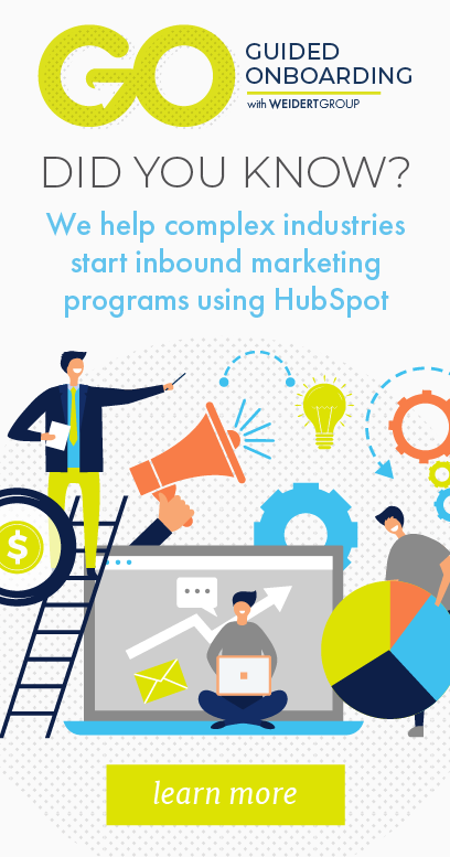 Guided HubSpot Onboarding