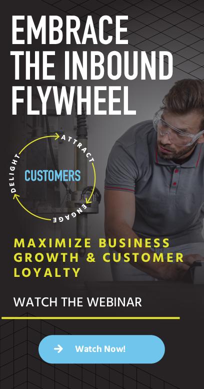 Inbound Flywheel Webinar | On-Demand