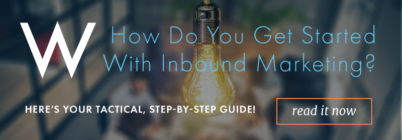 Step-by-Step Guide to Inbound Marketing (simple)
