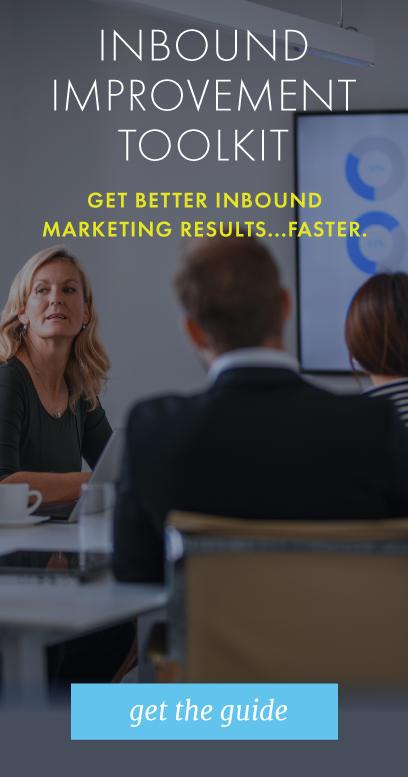 Improve Your Inbound Marketing Efforts