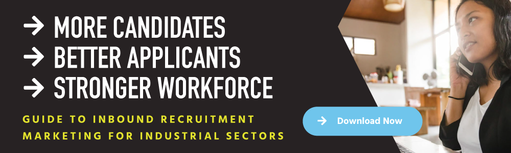 Need more skilled workers? Try inbound recruiting
